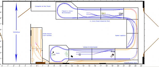 Rochelle Intermodal Trackplan Oct 2017