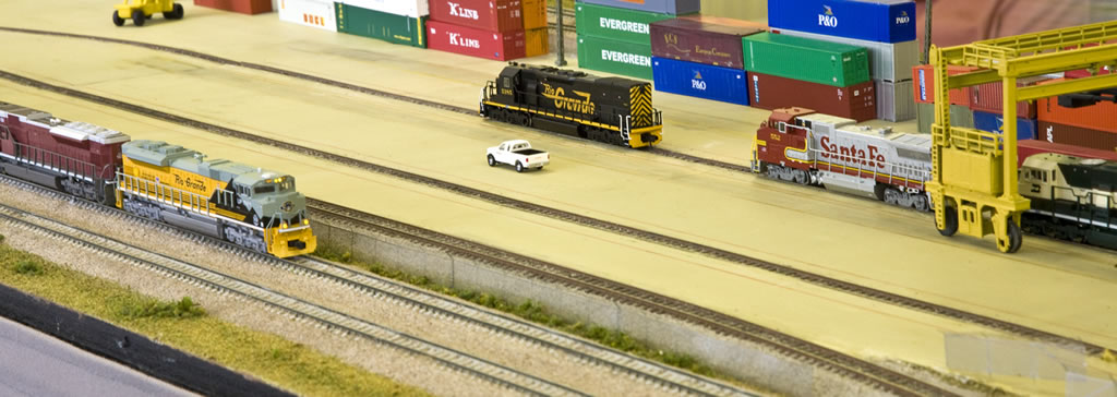 N scale intermodal containers uk
