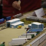 Engine shed and workshop