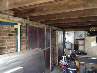 Insulation continues