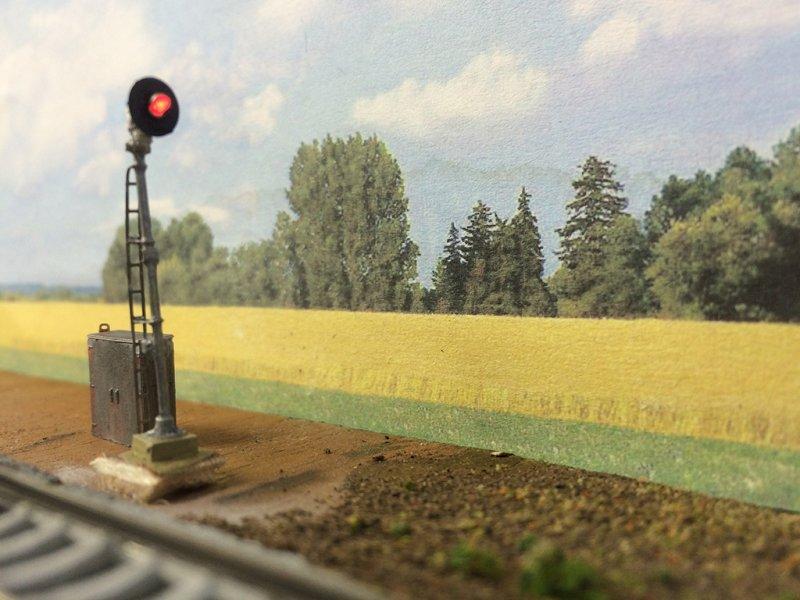 Signal installation - signal 200