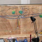 Board C wiring (Industrial switching)