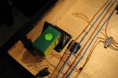 Tortoise point motor installation