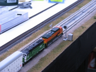 BNSF and Signals