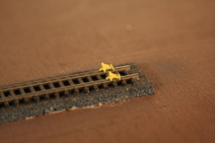 Track painting & weathering